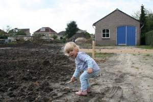 start bouw Skibeer Hoeve